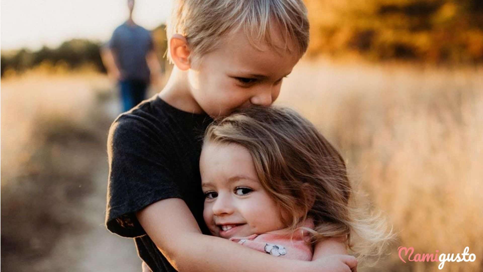 Αδερφάκια, πως να ενισχύσετε μια σχέση παντοτινής αγάπης