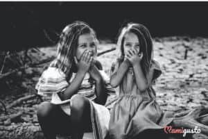 Μαθήματα ευτυχίας από τα παιδιά